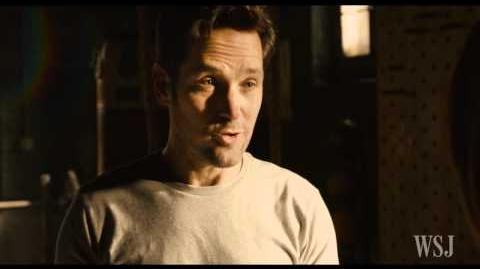 An Exclusive Glimpse at Marvel's 'Ant-Man'
