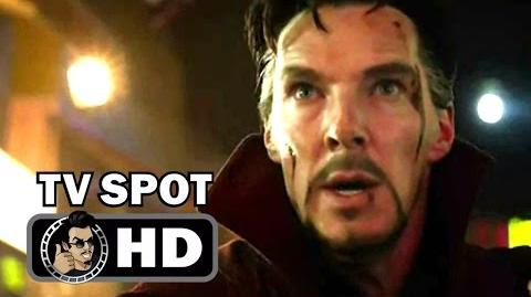 DOCTOR STRANGE Extended TV Spot - Become A Hero (2016) Benedict Cumberbatch Marvel Movie HD