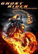 Ghost Rider- Spirit of Vengeance poster
