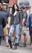 Jessica Jones Filming 7