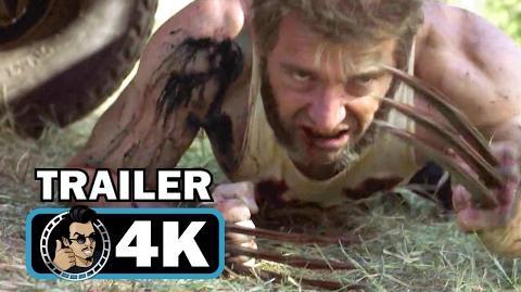 LOGAN SuperBowl TV Spot + Red Band Trailer (4K ULTRA HD) Hugh Jackman Wolverine Movie 2017