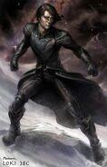 Thor Concept Art - Loki 001