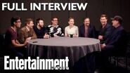 'Avengers Endgame' Cast Full Roundtable Interview On Stan Lee & More Entertainment Weekly