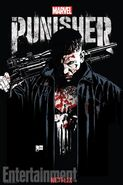 The Punisher SDCC poster