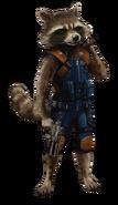 Guardians of the galaxy vol2 Rocket 2l