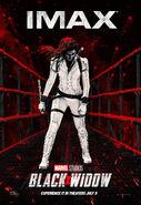 Black Widow Alt IMAX Poster