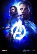 Infinity War Character Poster 02