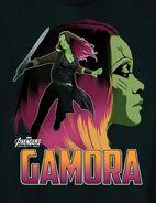Gamora Infinity War Guardian