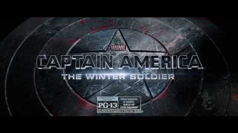 Marvel's Captain America The Winter Soldier - TV Spot 4