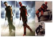 Deadpool Concept Art 01