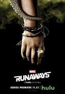 Runaways Character Poster 04