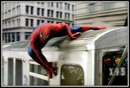Spiderman2 train