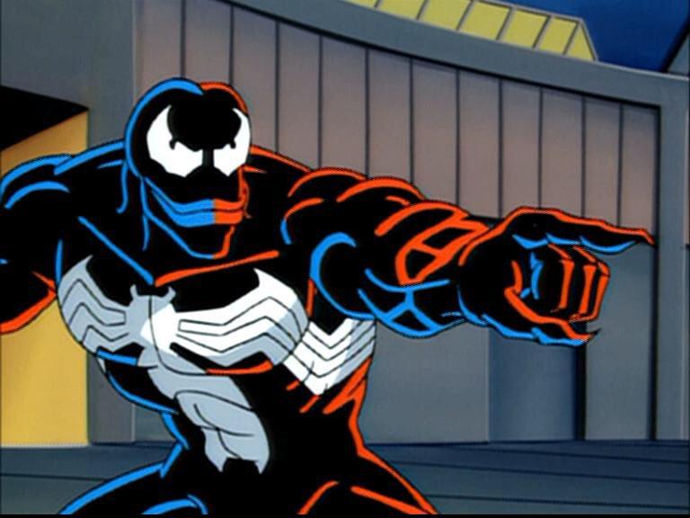 Venom Symbiote (Marvel Animated Universe)