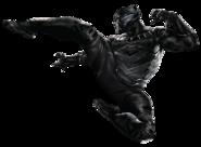 CW Panther Kick Render