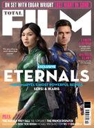 Eternals Total Film Cover 02