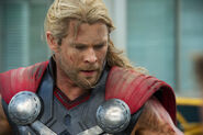 Battered Thor