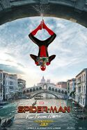 Far From Home Venice Poster