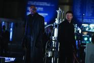 Fury and Hawkeye