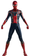 Iron Spider Spiderman Avengers Infinity War