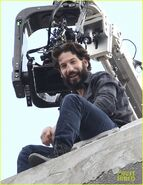 The Punisher Filming 2