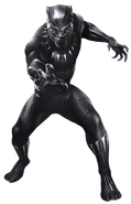 Avengers Infinity War Black Panther King Of Wakanda