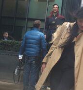 Doctor Strange Filming London