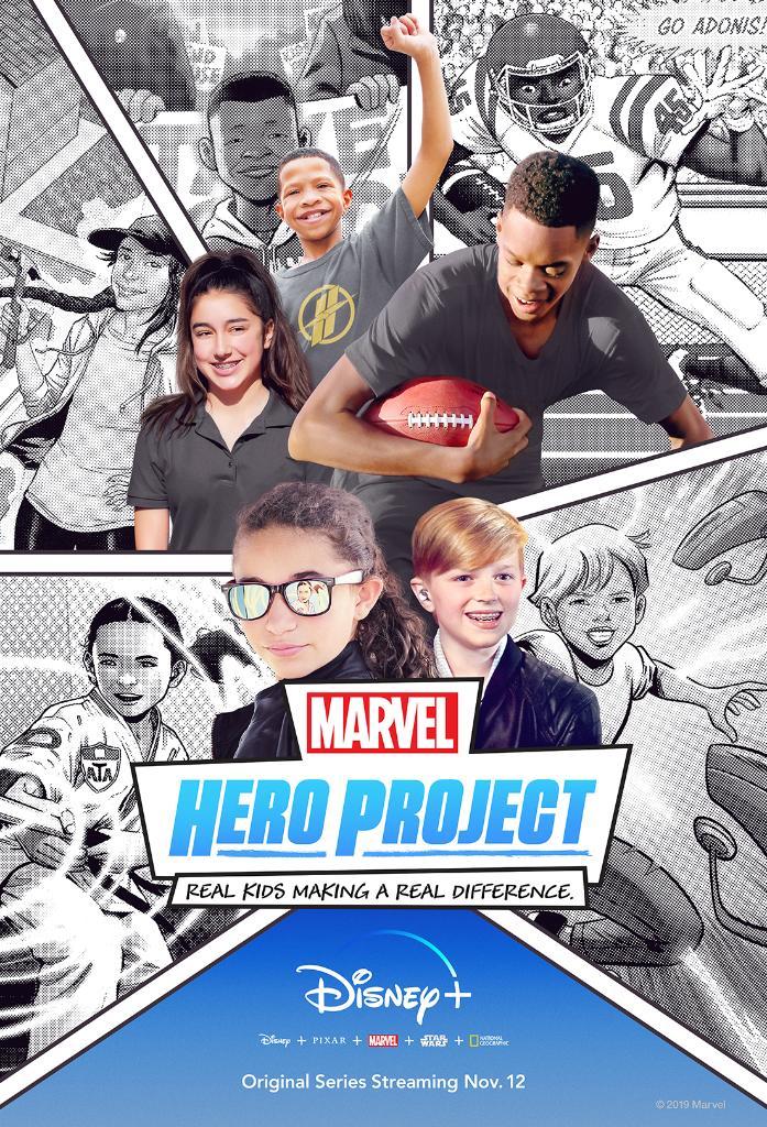 Hero Project