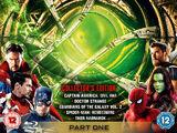 Marvel Studios Cinematic Universe – Phase Three: Part One Box Set