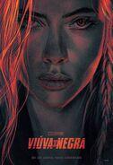 Black Widow CCXP Poster