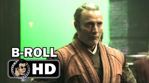 DOCTOR STRANGE B-Roll Footage 2 (2016) Benedict Cumberbatch Marvel Movie HD