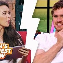 Jessica Henwick and Finn Jones are Goals and more Earth's Mightiest Show