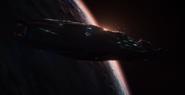 Skrull Ship