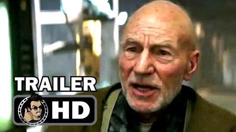 LOGAN TV Spot Trailer 7 - Who Is She? (2017) Hugh Jackman Wolverine Movie HD