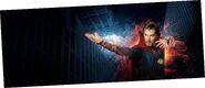 Doctor Strange textless poster 3