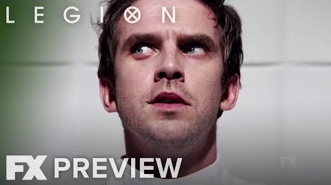 Legion Season 1 Unrestrained Promo FX