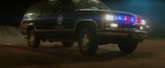 S.H.I.E.L.D. Car BW