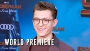 SPIDER-MAN FAR FROM HOME - World Premiere