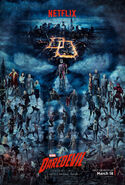 Daredevil Season 2 Poster
