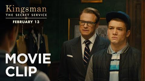 "Kingsman The Secret Service ""Becoming A Kingsman"" Clip HD 20th Century FOX"