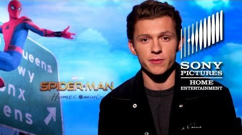 SPIDER-MAN HOMECOMING - Stomp Out Bullying PSA