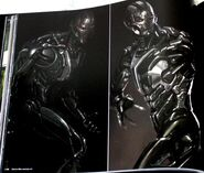 Ultron Concept art aou 12