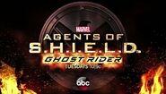 Agents of SHIELD Ghost Rider Tagline