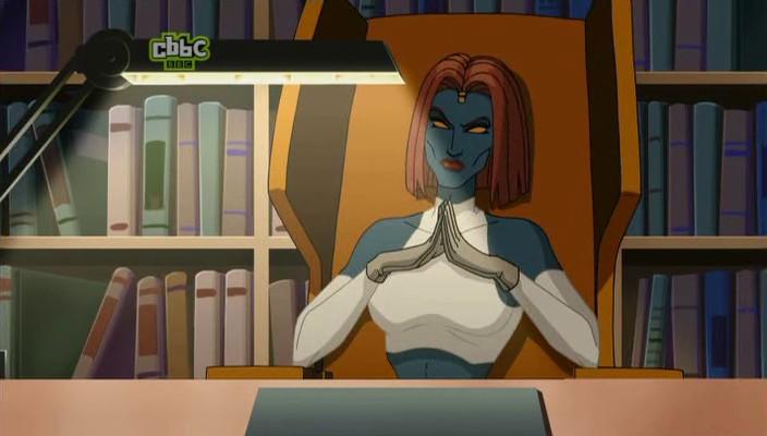 Raven Darkholme (Earth-8096)