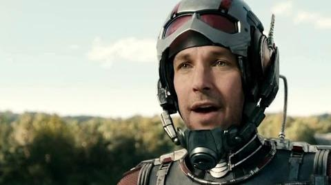 ANT-MAN Promotional CLIPS - New Footage (HD) Paul Rudd Movie HD