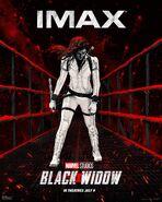 Black Widow IMAX Poster