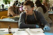 Lab student Peter