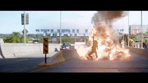 Marvel's Captain America The Winter Soldier - TV Spot 10
