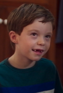Tommy Maximoff age 5 WVE5