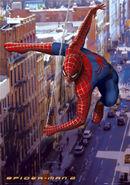 Spiderman 2 street L