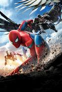 Spiderman homecoming artposter2
